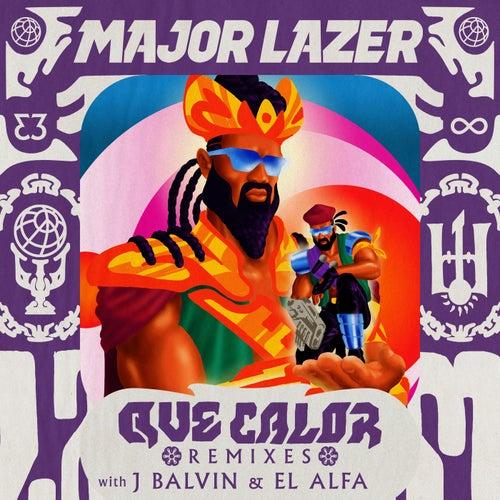 Que Calor (with J Balvin & El Alfa) (Remixes) de Major Lazer