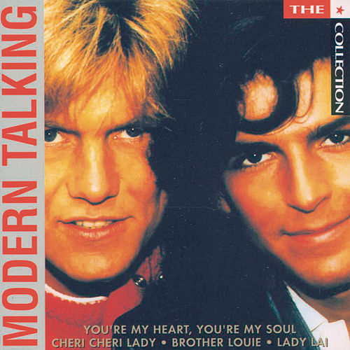 The Collection von Modern Talking