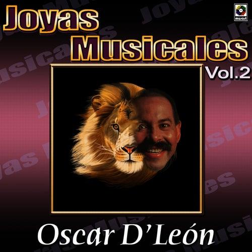 Joyas Musicales: El León de la Salsa, Vol. 2 de Oscar D'Leon