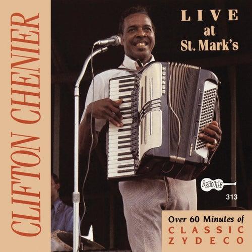 Live at St. Mark's de Clifton Chenier