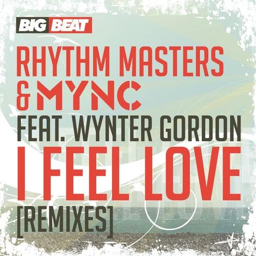 I Feel Love by Rhythm Masters