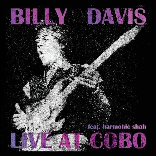 Billy Davis Live at Cobo de Billy Davis