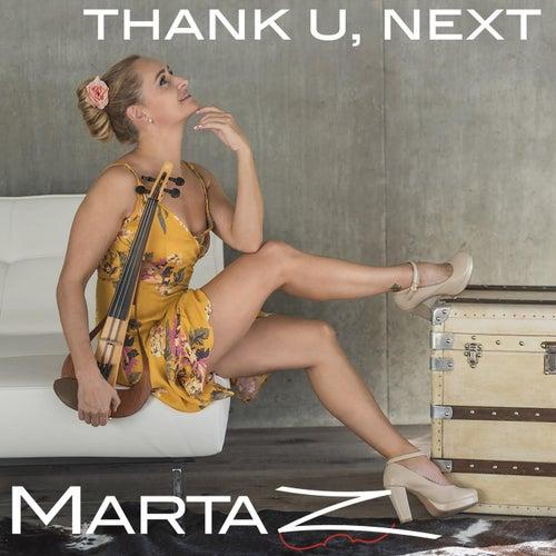 Thank U, Next von Marta Z