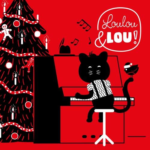 Musique de Noel de Jazz Chat Louis Comptines