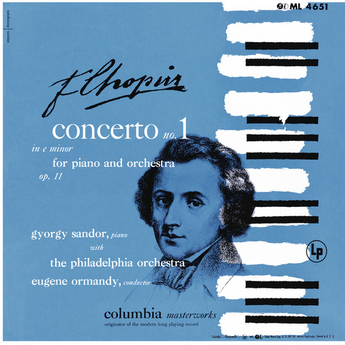 Chopin: Piano Concerto No. 1, Op. 11 (Remastered) by György Sandor