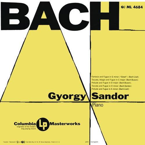 Sándor Plays Bach (Remastered) by György Sandor