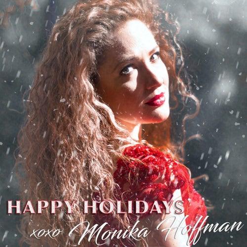 Happy Holidays xoxo de Monika Hoffman