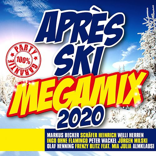 Après Ski Megamix 2020 de Various Artists