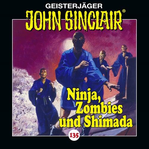 135/Ninja, Zombies und Shimada von John Sinclair