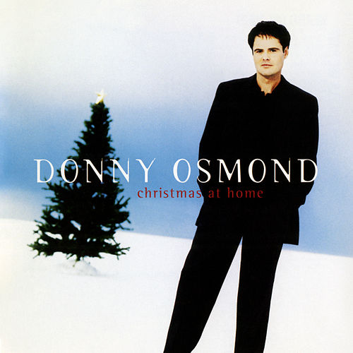 Christmas At Home de Donny Osmond