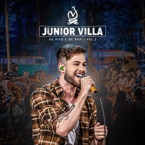 Ao Vivo e de Boa, Vol. 2 by Junior Villa