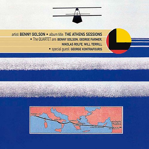 The Athens Sessions by Benny Golson