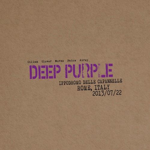 Live in Rome 2013 de Deep Purple