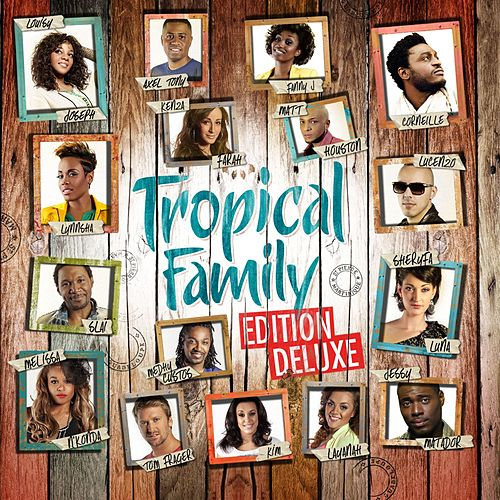 Tropical Family (Edition Deluxe) de Various Artists