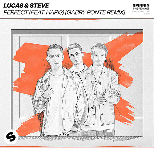 Perfect (feat. Haris) (Gabry Ponte Remix) van Lucas & Steve