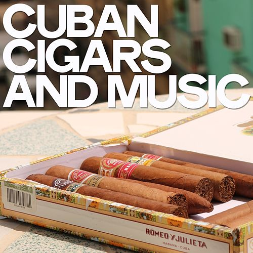 Cuban Cigars and Music (Jazz 50' Oldies) by Various Artists