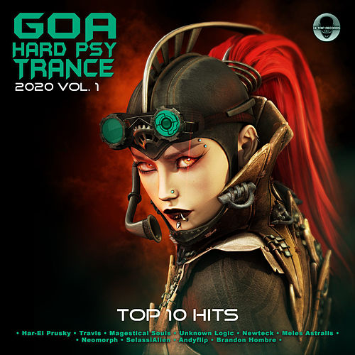 Goa Psy Trance Hard Trance 2020 Top 10 Hits Hi-Trip, Vol. 1 de Hi-Trip Records
