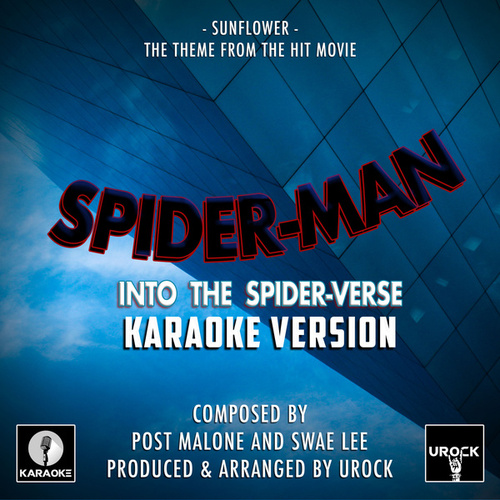 Sunflower (From 'Spiderman') (Karaoke Version) von Urock
