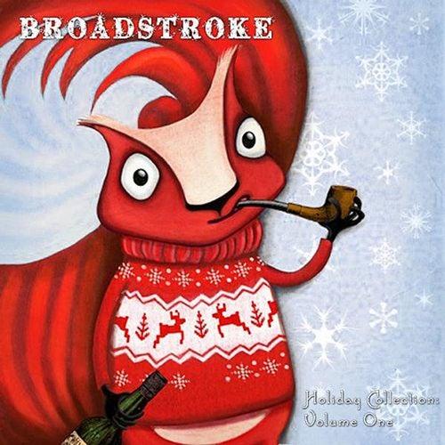 Broadstroke Holiday, Vol. 1 de Various Artists