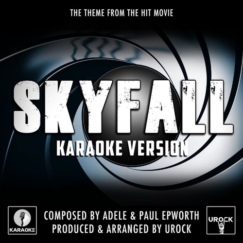 Skyfall Theme (From 'Skyfall') (Karaoke Version) de Urock
