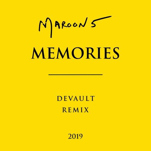 Memories (Devault Remix) von Maroon 5