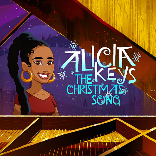 The Christmas Song van Alicia Keys