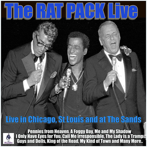 The Rat Pack Live (Live) by Ratpack