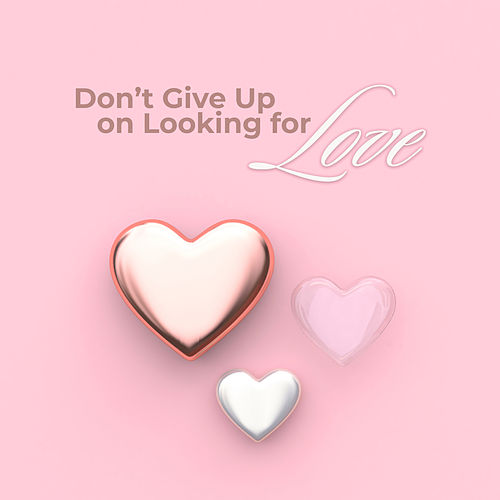 Don't Give Up on Looking for Love by Various Artists