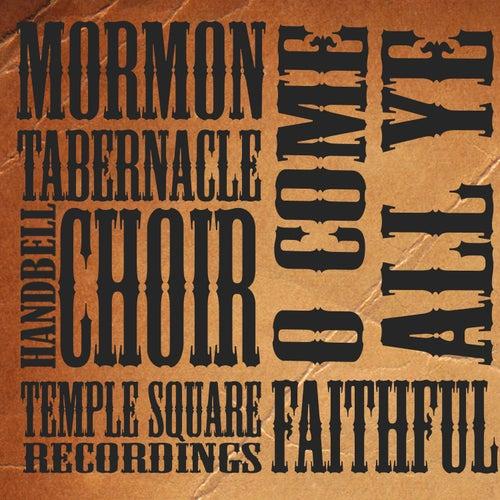 Handbell Christmas von Mormon Tabernacle Handbell Choir