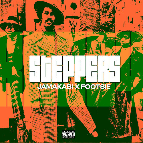 Steppers by Jamakabi