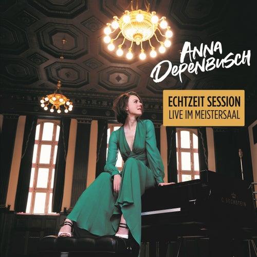 Echtzeit Session Live im Meistersaal by Anna Depenbusch