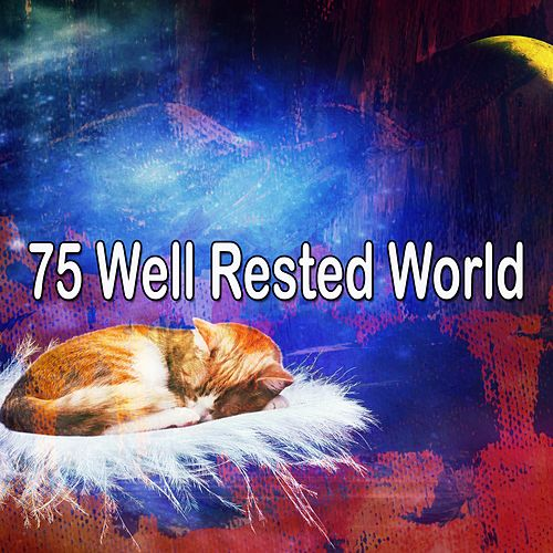 75 Well Rested World von Best Relaxing SPA Music