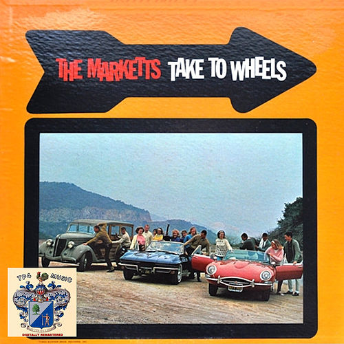 The Marketts Take to Wheels de The Marketts