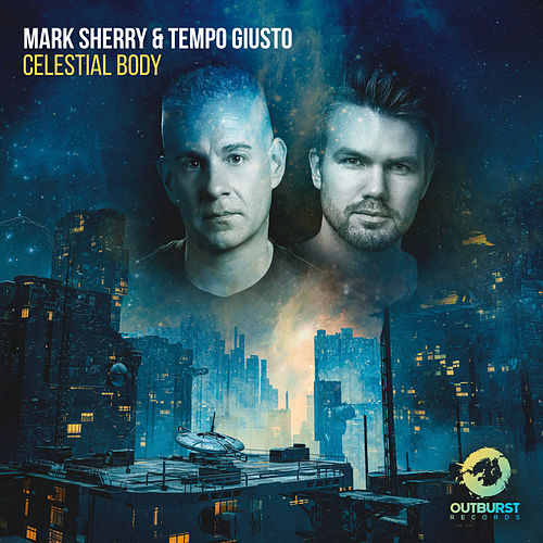 Celestial Body by Mark Sherry