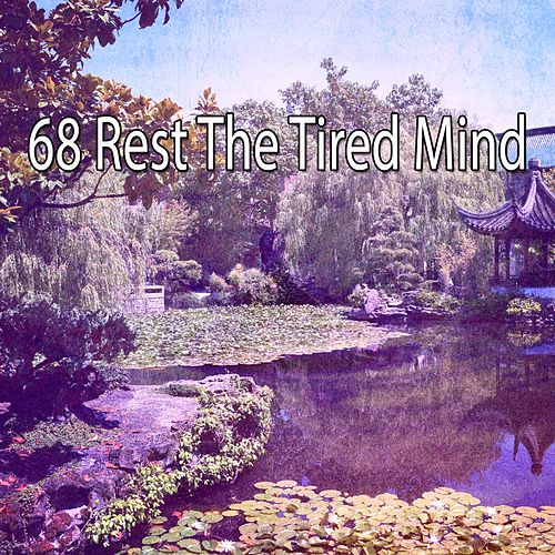 68 Rest the Tired Mind von Massage Therapy Music