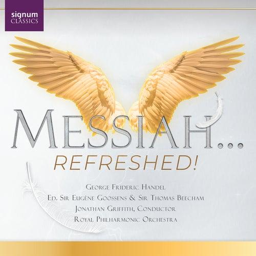 Messiah (HWV 56): Pt. 1, no. 1. Sinfonia di Jonathan Griffith