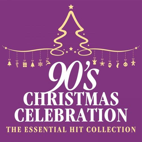 90s Christmas Celebration: The Essential Hit Collection de Various Artists