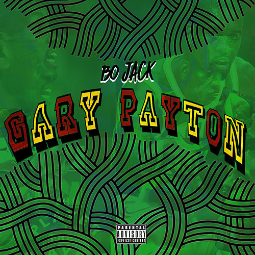 Gary Payton by Bo Jack