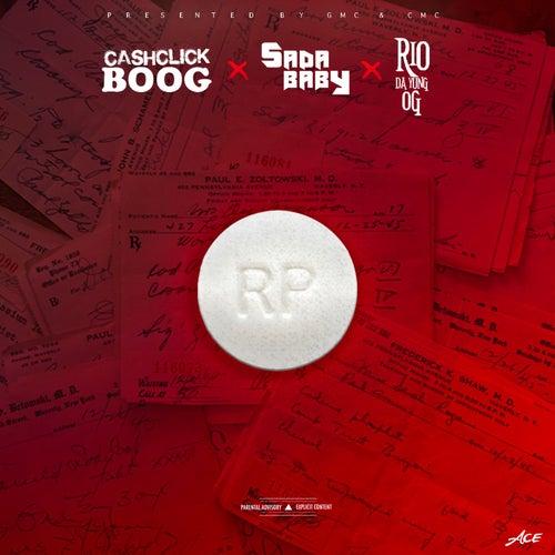 RP's (feat. Sada Baby & Rio Da Yung Og) von Cash Click Boog