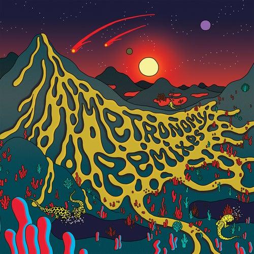 Metronomy Forever Remixes van Metronomy