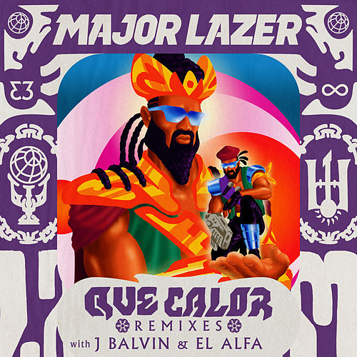 Que Calor (with J Balvin & El Alfa) (Remixes) von Major Lazer