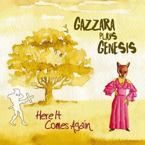 Here It Comes Again (Gazzara Plays Genesis) von Gazzara