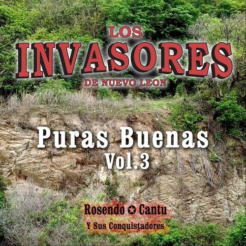 Puras Buenas Vol, 3 de Los Invasores De Nuevo Leon