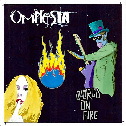World on Fire by Omnesia