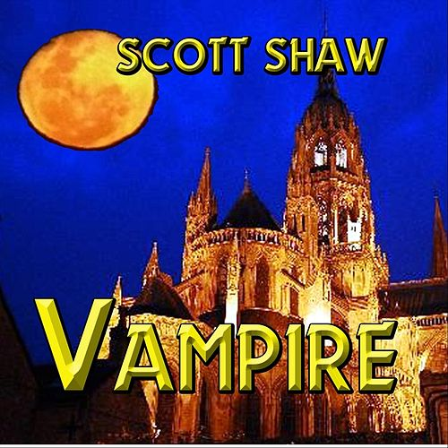 Vampire by Scott Shaw