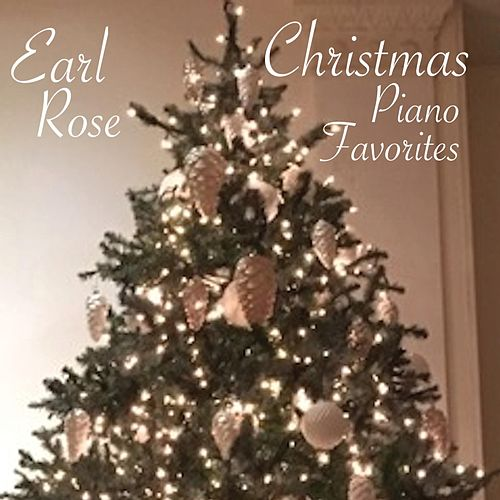 Christmas Piano Favorites de Earl Rose