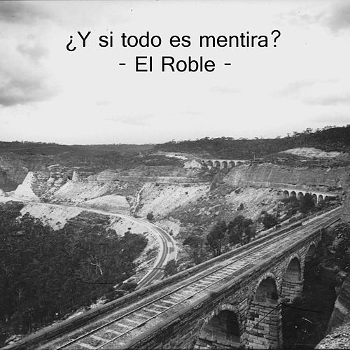 ¿Y Si Todo Es Mentira? by Roble