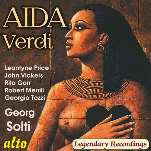 Verdi: Aïda - Price, Vickers, Solti fra Various Artists