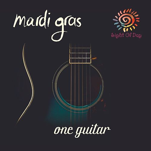One Guitar by Mardi Gras