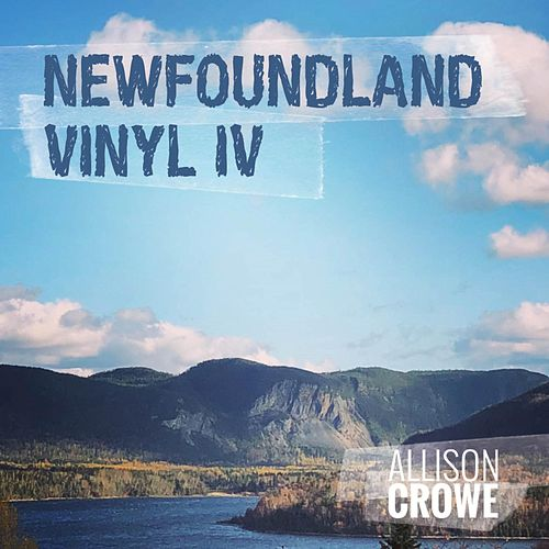 Newfoundland Vinyl IV by Allison Crowe